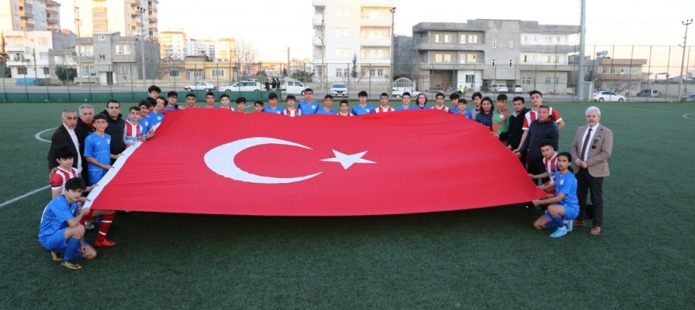 Belediyesporlu Gençlerin Tek Hedefi Şampiyonluk  ADIYAMAN'DA TFF U-16 LİGİ START ALDI