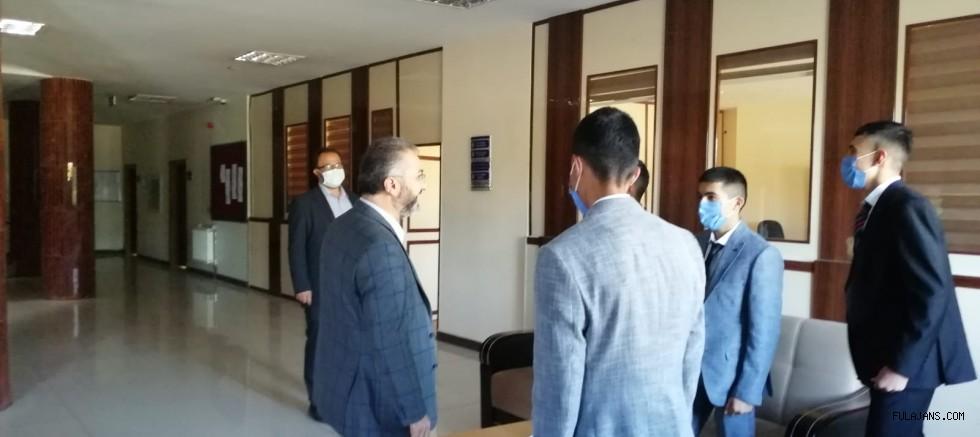 BÖLGEDE 271 HAFIZ  HAFIZLIK  TESBİT SINAVINA ERZURUM'DA DEVAM EDİYOR