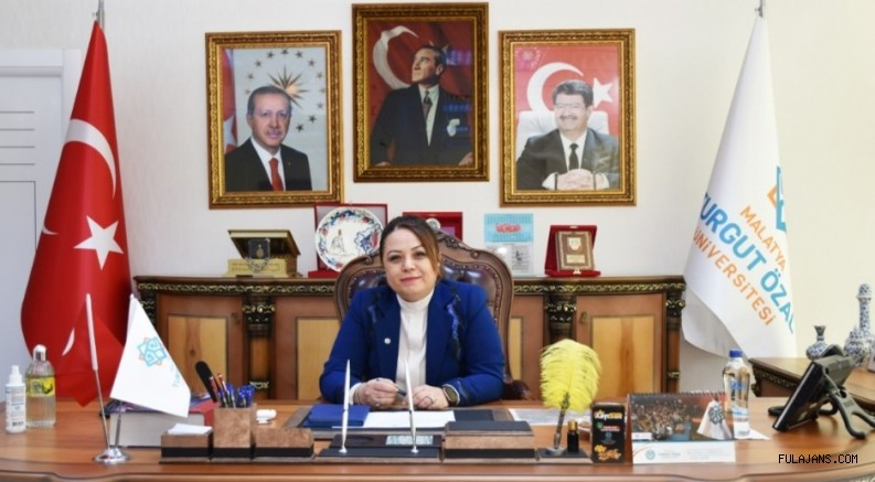 .Rektör Karabulut'tan Ramazan Ayı Mesajı